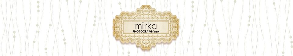 Mirka Photography logo